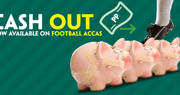 Paddy Power cash out