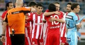 Olympiakos-friendly-match