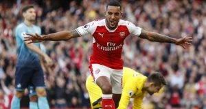 Arsenal FC Premier League Theo Walcott