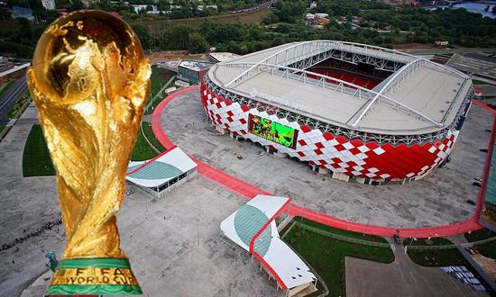 παγκοσμιο κυπελλο 2018 Ρωσια