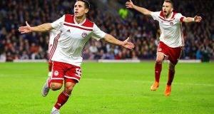 Olympiakos-Daniel-Podence-Kostas-Fortounis-goal