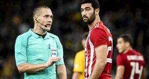 ΑΕΚ Ολυμπιακός ξένοι διαιτητές προγνωστικά στοίχημα