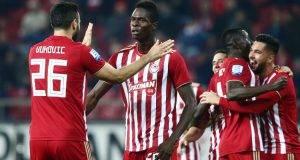 ολυμπιακος γκολ γιουροπα λιγκ στοιχημα στοιχηματικη εταιρεια novibet προγνωστικα europa league goal γκολ καραϊσκακης φαληρο