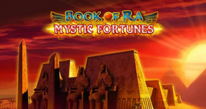 Book of Ra Mystic Fortunes Novomatic online casino video slot Stoiximan