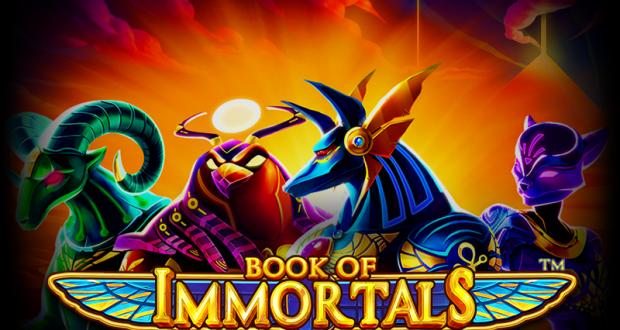 stoiximan playtech book of immortals video slot stoiximan casino