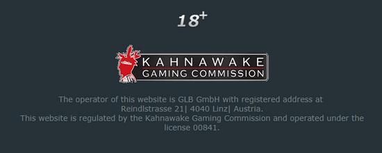 kahnawake gaming commission goalbet registration authorization canada