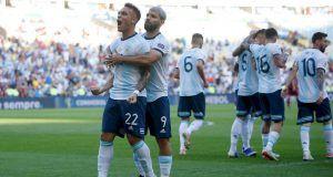αργεντινη κοπα αμερικα 2019 λαουταρο μαρτινεζ σερχιο αγκουερο