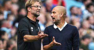 Premier League γιουργκεν κλοπ πεπ γκουαρδιολα