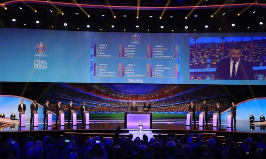 προγνωστικα στοιχημα bet3.GR Euro 2020 draw κληρωση ομιλοι φαβορι στοιχημα