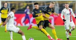 Προγνωστικά Προβλέψεις Στοίχημα Champions League Παρί Σεν Ζερμέν Μπορούσια Ντόρτμουντ