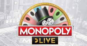 Stoiximan Casino Monopoly LIVE video slot online casino
