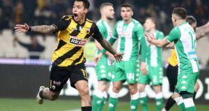 Προγνωστικά Προβλέψεις Στοίχημα ΑΕΚ Παναθηναϊκός ντέρμπι Σέρχιο Αραούχο