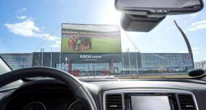 Προγνωστικά Προβλέψεις Στοίχημα Α' Δανίας Μίντιλαντ MCH Arena Drive-In αυτοκίνητο φίλαθλοι