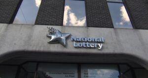 National Lottery Μεγάλη Βρετανία εθνική λοταρία τυχερά παίγνια αριθμολαχεία