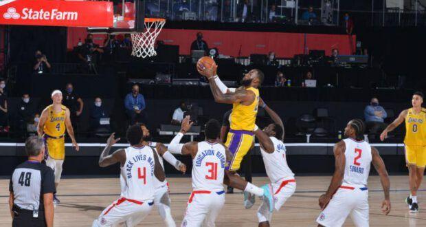 Προγνωστικά Προβλέψεις Στοίχημα NBA Λος Άντζελες Λέικερς Λος Άντζελες Κλίπερς Λεμπρόν Τζέιμς