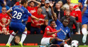 Προγνωστικά Προβλέψεις Στοίχημα ντέρμπι Premier League Αγγλίας Μάντσεστερ Γιουνάιτεντ Τσέλσι