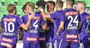 Προγνωστικά Προβλέψεις Στοίχημα Αούστρια Βιέννης Αυστρία Max Bundesliga
