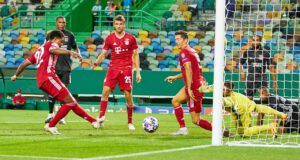 Προγνωστικά Στοίχημα Μπάγερν Μονάχου γκολ Γκναμπρί UEFA Champions League