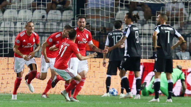 Προγνωστικά Στοίχημα Champions League προγνωστικά ΠΑΟΚ Μπενφίκα