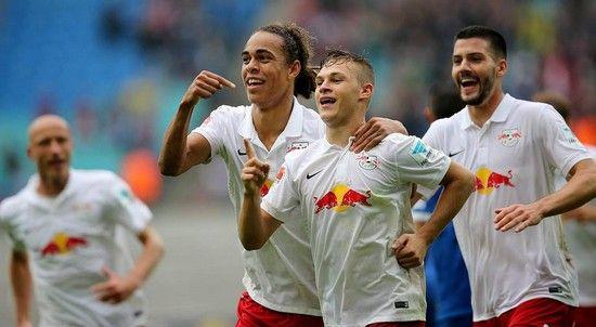 Προγνωστικά Στοίχημα γκολ Bundesliga Μπουντεσλίγκα Α' Γερμανίας Γιουσούφ Πάουλσεν πανηγυρισμοί γκολ