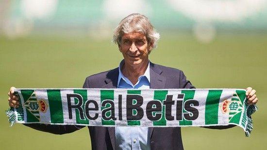 Προγνωστικά Στοίχημα Ρεάλ Μπέτις Μανουέλ Πελεγκρίνι Προπονητής