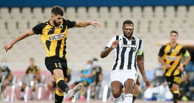 Προγνωστικά Στοίχημα ΑΕΚ ΠΑΟΚ ελληνικό πρωτάθλημα Super League 1 Greece