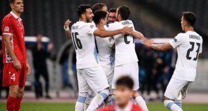 Προγνωστικά Στοίχημα εθνική Ελλάδος Τάσος Μπακασέτας γκολ UEFA Nations League