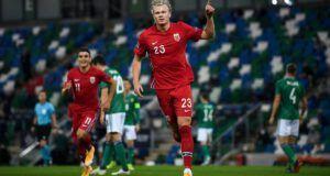 Προγνωστικά Στοίχημα Νορβηγία γκολ Έρλινγκ Χάαλαντ επιθετικός ταλέντο