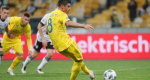 Προγνωστικά Στοίχημα UEFA Nations League A εθνική Ουκρανίας εύστοχο πέναλτι