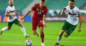 UEFA Euro 2021 πλέι-οφ Βουλγαρία Ουγγαρία Σόφια
