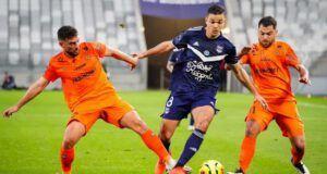 Μπορντό Μονπελιέ Μπεν Αρφά Ligue 1