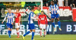 Χέρενφεν Αλκμάαρ γκολ Α' Ολλανδίας Eredivisie