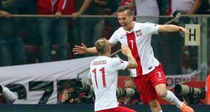 Πολωνία γκολ εθνικές ομάδες Γκροζίτσκι Μίλικ