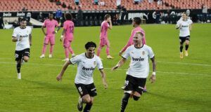 Βαλένθια γκολ ανατροπή La Liga Α' Ισπανίας