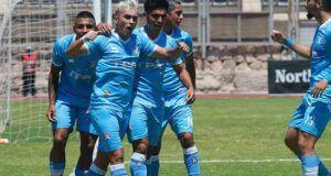 Σαν Μάρκος Ντε Αρίκα Χιλή Primera B