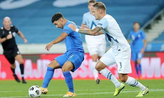 Σλοβενία Ελλάδα UEFA Nations League