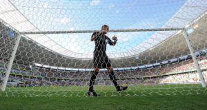 διαιτητής δίχτυα γκολ τέρμα τερματοφύλακας