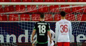 Γιαν Ρέγκενσμπουργκ Ανόβερο 2. Bundesliga Γερμανία