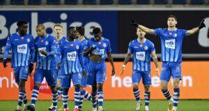 Γάνδη γκολ Α' Βελγίου First Division A