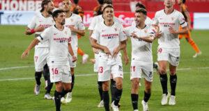 Σεβίλλη γκολ La Liga Ισπανίας