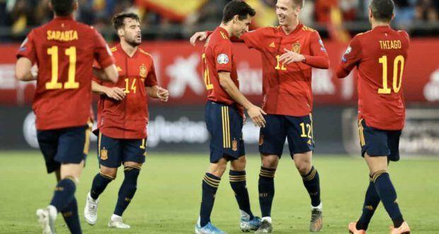 Ισπανία εθνική ομάδα Τιάγκο Αλκάνταρα Σαράμπια