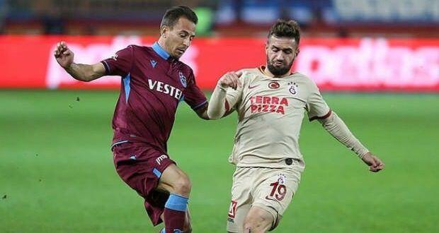 Τραμπζονσπόρ Γαλατασαράι ντέρμπι Super Lig Τουρκίας