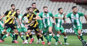 ΑΕΚ Παναθηναϊκός Super League 1 Ελλάδα