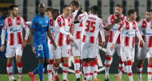 Ερυθρός Αστέρας Europa League