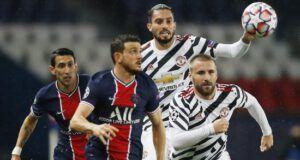 Μάντσεστερ Γιουνάιτεντ Παρί Σεν Ζερμέν Champions League