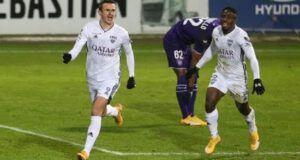 Ούπεν γκολ Σμέιλ Πρέβλιακ First Division A Βελγίου