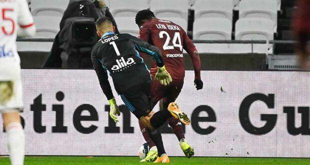 Λιόν Μετζ διπλό έκπληξη Ligue 1 Γαλλία