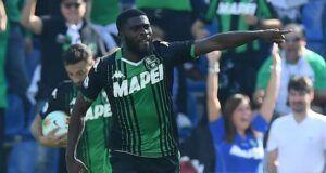 Σασουόλο Τζέρεμι Μπόγκα γκολ Serie A Coppa Italia Ιταλία