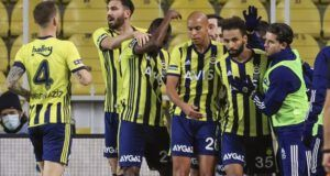 Φενέρμπαχτσε Super Lig Τουρκία