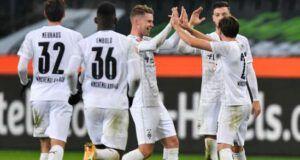 Γκλάντμπαχ Εμπολό Νόιχαους Γερμανία Bundesliga